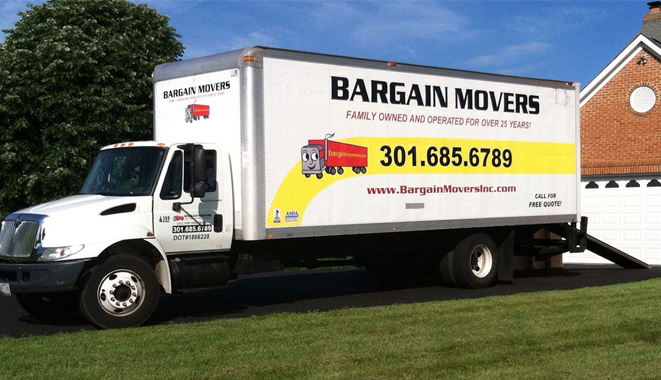 moving truck companies